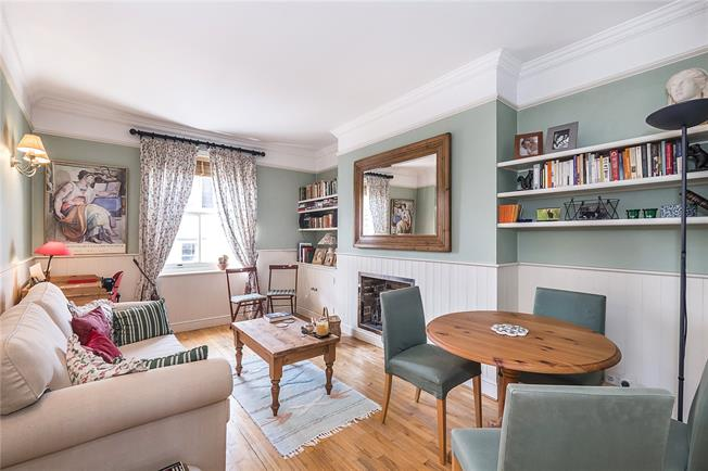 Asking Price £595,000, 1 Bedroom Flat For Sale in London, SW3