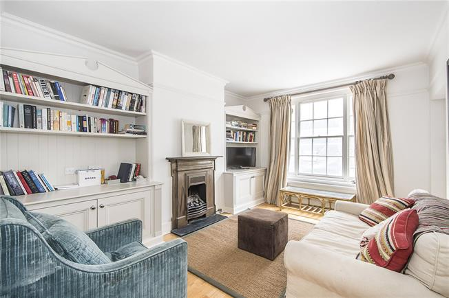 Asking Price £675,000, 1 Bedroom Flat For Sale in London, SW3