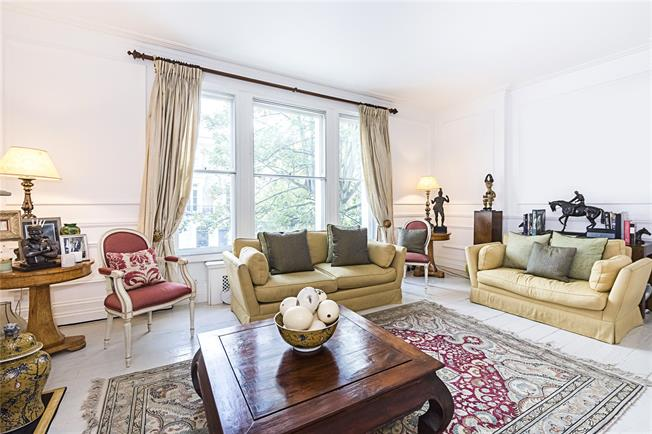 Asking Price £1,150,000, 2 Bedroom Flat For Sale in London, SW10
