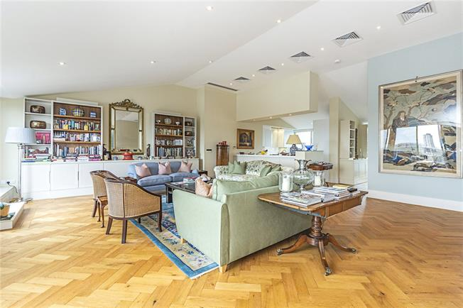 Offers in excess of £3,500,000, 3 Bedroom Flat For Sale in London, SW10