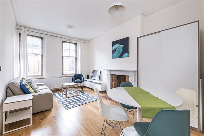 Asking Price £665,000, 1 Bedroom Flat For Sale in London, SW3
