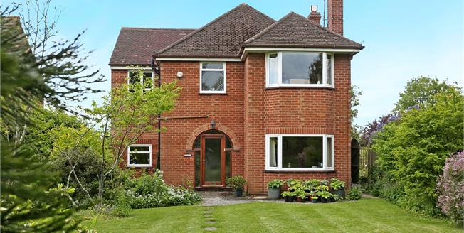 Guide Price £415,000, 4 Bedroom Detached House For Sale in Wintles Hill, GL14