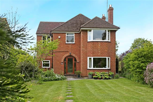 Guide Price £425,000, 4 Bedroom Detached House For Sale in Wintles Hill, GL14