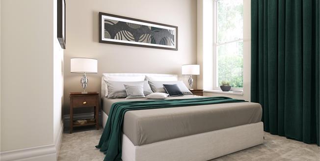 Asking Price £325,000, 1 Bedroom Flat For Sale in Cheltenham, Gloucestershi, GL50