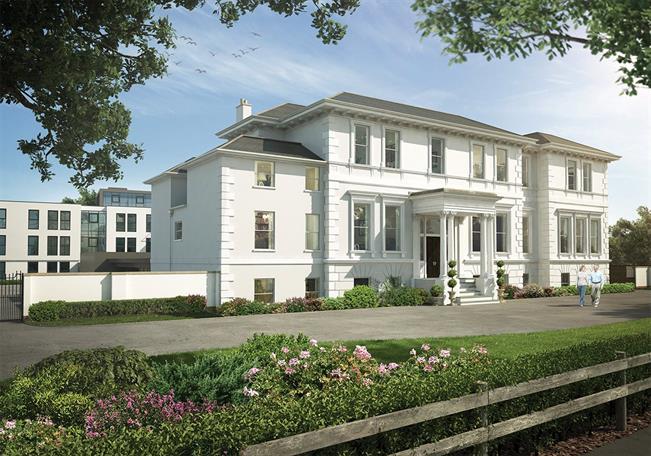 Asking Price £290,000, 1 Bedroom Flat For Sale in Cheltenham, Gloucestershi, GL50