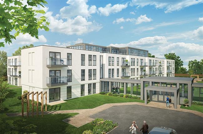 Asking Price £610,000, 3 Bedroom Flat For Sale in Cheltenham, Gloucestershi, GL50