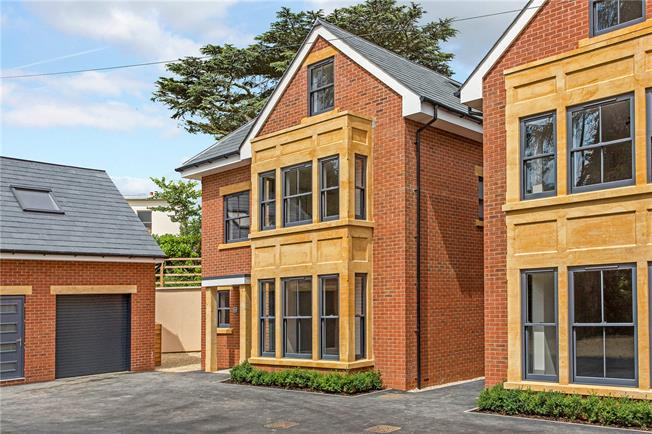 Asking Price £750,000, 5 Bedroom Detached House For Sale in Charlton Kings, GL52