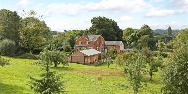 Asking Price £850,000, 5 Bedroom Detached House For Sale in Kilcot, GL18