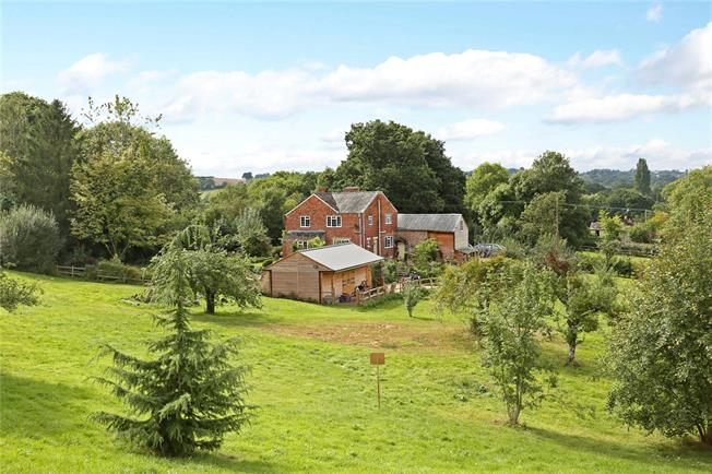 Asking Price £850,000, 5 Bedroom Detached House For Sale in Newent, Gloucestershire, GL18