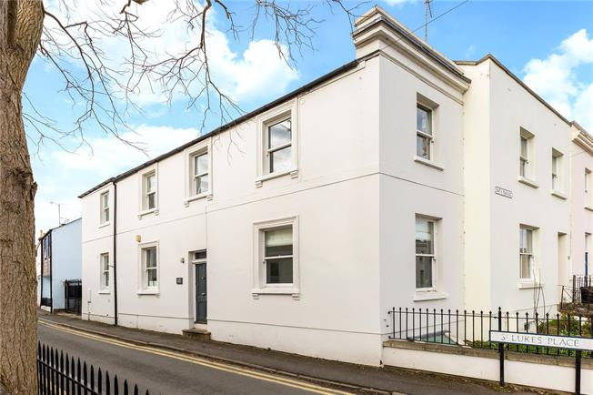 Guide Price £499,950, 4 Bedroom Semi Detached House For Sale in Gloucestershire, GL53