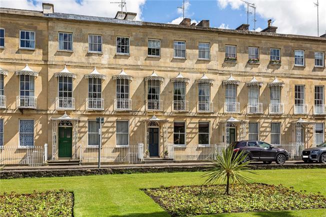 Guide Price £775,000, 6 Bedroom Terraced House For Sale in Cheltenham, Gloucestershi, GL52