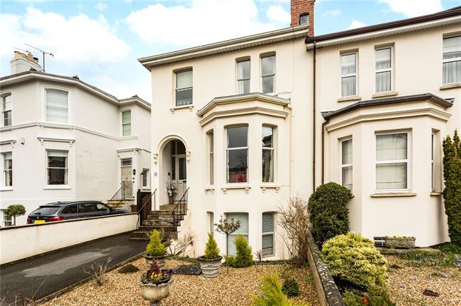 Guide Price £735,000, 4 Bedroom Semi Detached House For Sale in Cheltenham, GL53