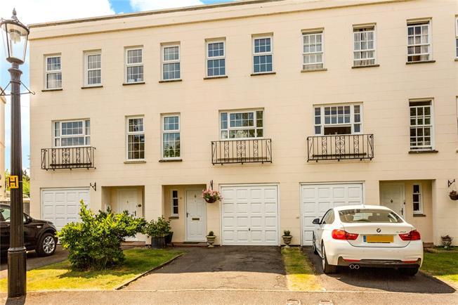 Guide Price £495,000, 3 Bedroom Terraced House For Sale in Cheltenham, GL52