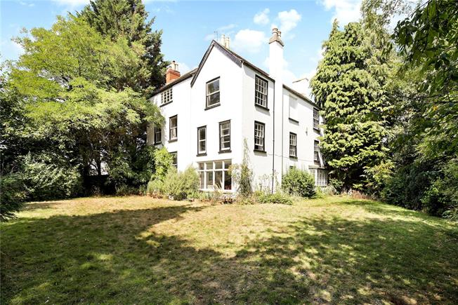 Guide Price £650,000, 6 Bedroom Detached House For Sale in Charlton Kings, GL52