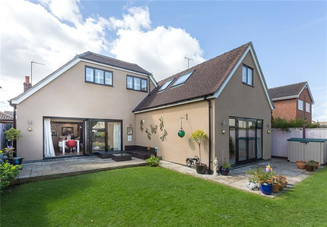 Guide Price £995,000, 5 Bedroom Detached House For Sale in Gloucestershire, GL52