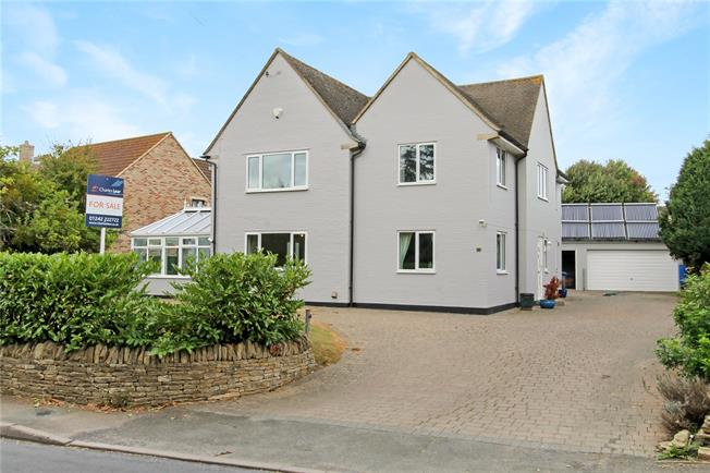 Guide Price £675,000, 5 Bedroom Detached House For Sale in Gotherington, GL52