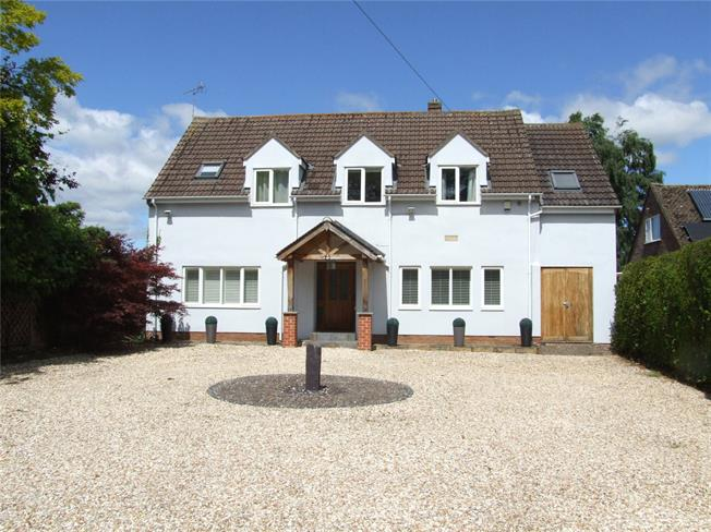 Guide Price £799,000, 4 Bedroom Detached House For Sale in Swindon Village, GL51