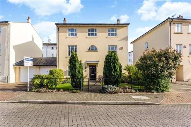 Guide Price £875,000, 5 Bedroom Detached House For Sale in Cheltenham, GL50