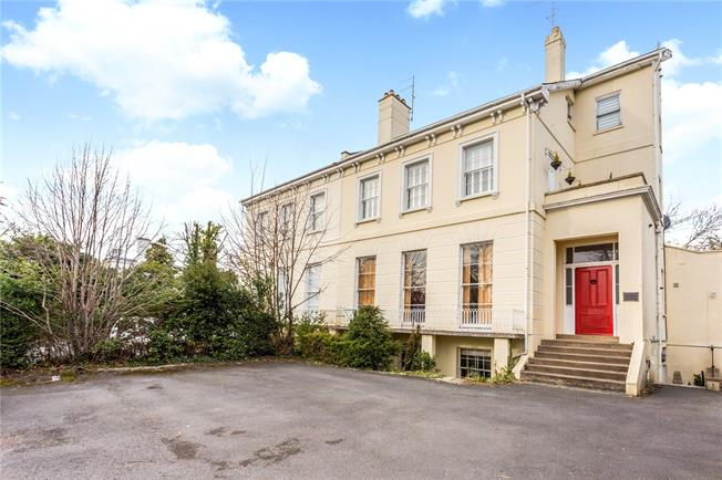 Asking Price £375,000, 2 Bedroom Flat For Sale in Cheltenham, Gloucestershi, GL51