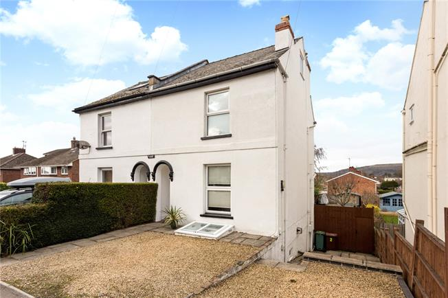 Guide Price £380,000, 3 Bedroom Semi Detached House For Sale in Charlton Kings, GL52