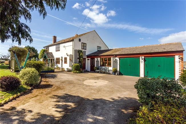 Guide Price £600,000, 5 Bedroom Detached House For Sale in The Leigh, GL19