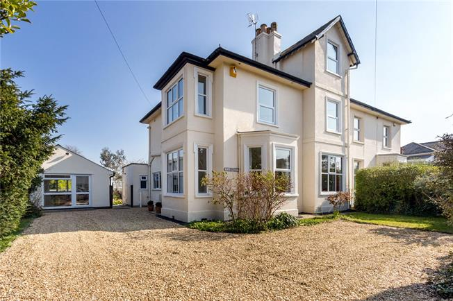Guide Price £650,000, 4 Bedroom Semi Detached House For Sale in Gloucestershire, GL51