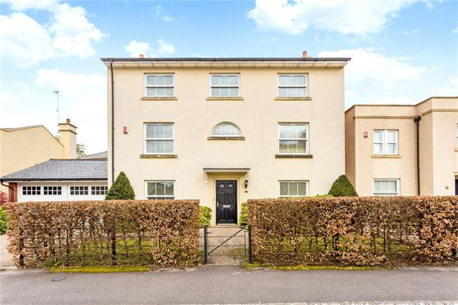 Guide Price £825,000, 5 Bedroom Detached House For Sale in Cheltenham, GL50