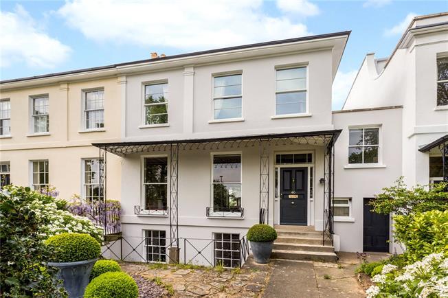 Asking Price £1,000,000, 7 Bedroom Terraced House For Sale in Cheltenham, GL52
