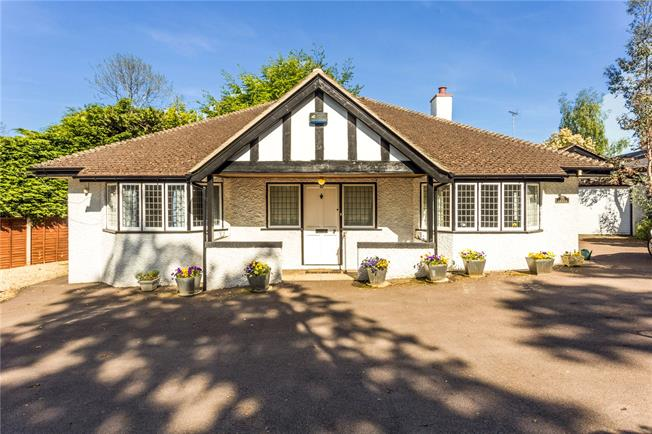 Guide Price £700,000, 3 Bedroom Bungalow For Sale in Charlton Kings, GL53