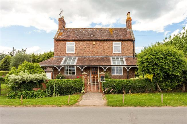 Guide Price £495,000, 3 Bedroom Detached House For Sale in Gloucestershire, GL19