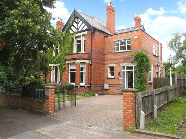 Guide Price £750,000, 3 Bedroom Semi Detached House For Sale in Cheltenham, GL50