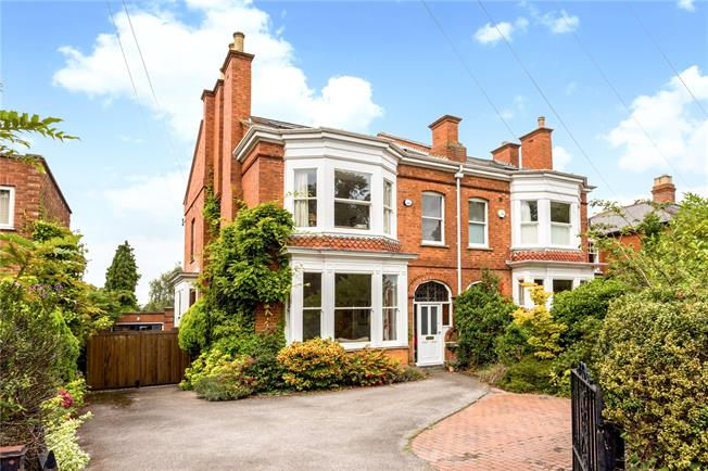 Guide Price £950,000, 5 Bedroom Semi Detached House For Sale in Gloucestershire, GL53