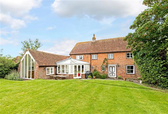 Guide Price £895,000, 4 Bedroom Detached House For Sale in West Wittering, PO20
