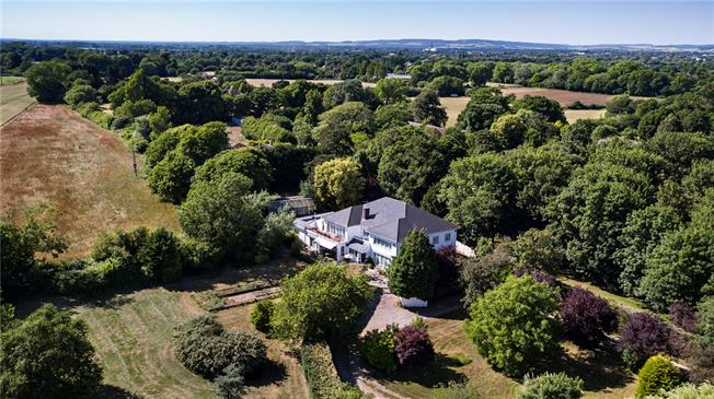 Guide Price £1,695,000, 6 Bedroom Detached House For Sale in Chichester, West Sussex, PO20