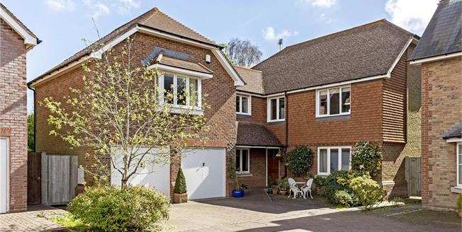 Offers in excess of £675,000, 5 Bedroom Detached House For Sale in Runcton, PO20