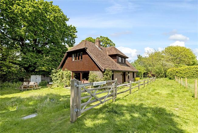 Offers in excess of £800,000, 3 Bedroom Detached House For Sale in Itchenor, PO20