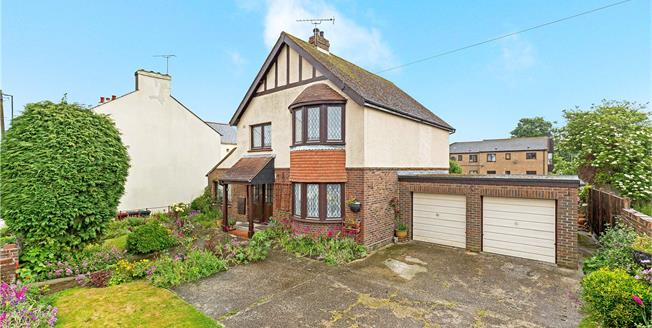 Guide Price £530,000, 4 Bedroom Detached House For Sale in West Sussex, PO19