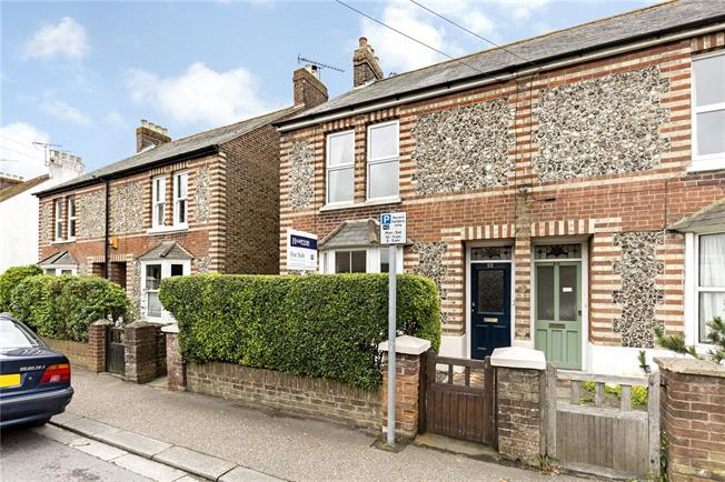 Offers in excess of £390,000, 3 Bedroom Semi Detached House For Sale in Chichester, PO19