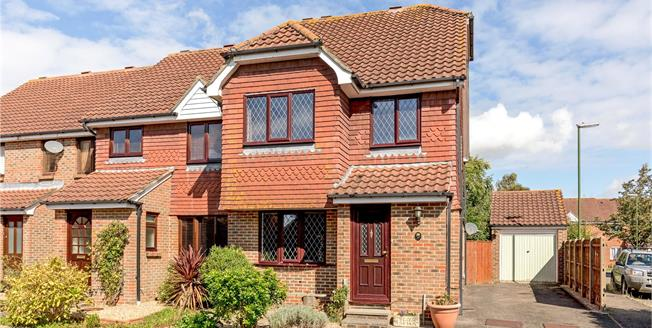 Offers in excess of £350,000, 4 Bedroom End of Terrace House For Sale in West Sussex, PO19
