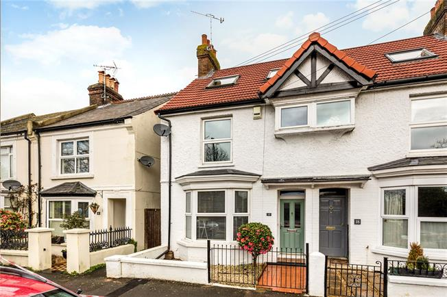 Asking Price £375,000, 4 Bedroom Semi Detached House For Sale in Chichester, PO19