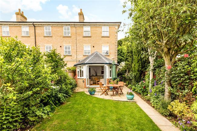 Guide Price £875,000, 3 Bedroom Terraced House For Sale in West Sussex, PO19