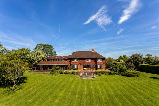 Guide Price £1,750,000, 4 Bedroom Detached House For Sale in Worthing, West Sussex, BN13