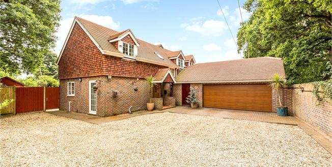 Guide Price £795,000, 4 Bedroom Flat For Sale in West Ashling, PO18