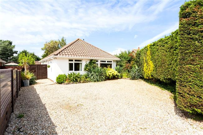 Offers in excess of £650,000, 3 Bedroom Bungalow For Sale in Emsworth, PO10