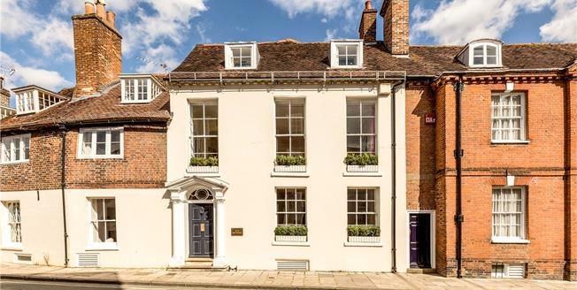 Asking Price £1,400,000, 4 Bedroom Terraced House For Sale in West Sussex, PO19