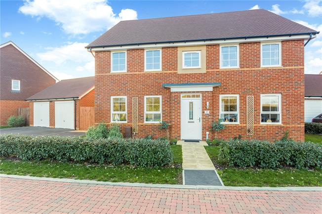 Offers in excess of £550,000, 4 Bedroom Detached House For Sale in Selsey, PO20