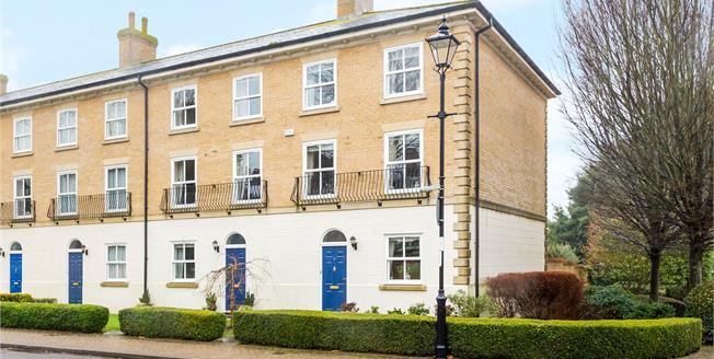 Guide Price £875,000, 3 Bedroom End of Terrace House For Sale in West Sussex, PO19