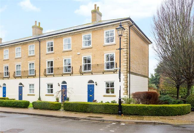 Guide Price £875,000, 3 Bedroom End of Terrace House For Sale in Chichester, PO19