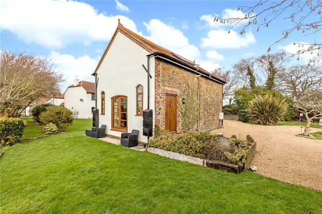 Asking Price £865,000, 7 Bedroom Detached House For Sale in Lagness, PO20