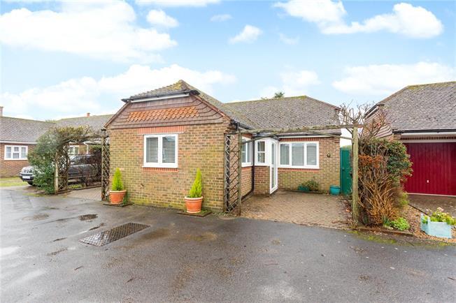 Asking Price £420,000, 2 Bedroom Garage For Sale in Bognor Regis, PO21